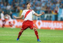 River Plate Exequiel Palacios