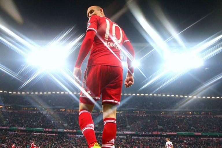 Robben Pergi Untuk Pulang Sebagai Pelatih Di Bayern Munchen