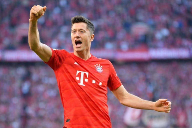 Robert Lewandowski, Penyerang Bayern Yang Tak Kenal Usia