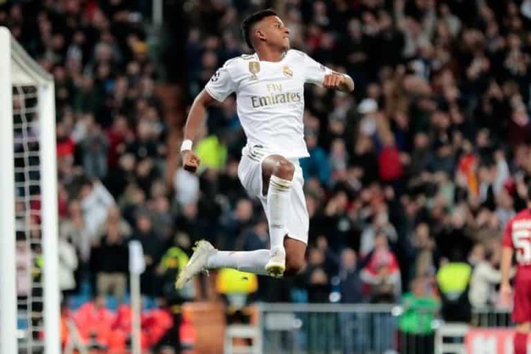 Jelang Big Match, PSG Minta Madrid Cadangkan Rodrygo