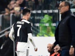 Ronaldo Coba Redam Kabar Miring di Juventus