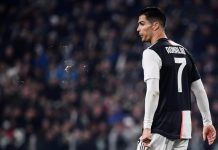 Ronaldo Sanggah Kalau Dirinya Marah-marah Usai Diganti Sarri