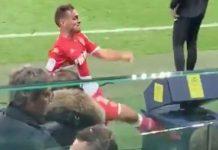 Dikartu Merah, Pemain AS Monaco Tendang Mesin VAR!