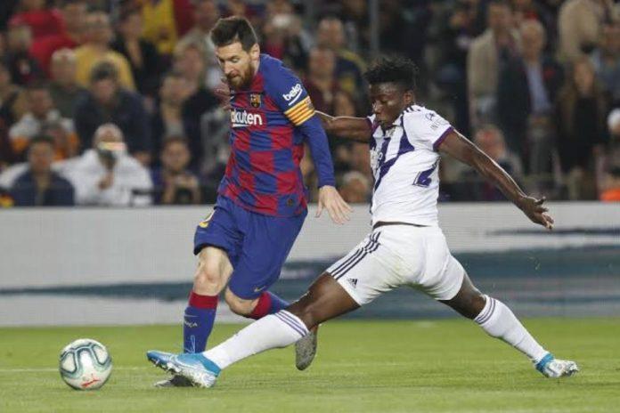 Manchester United Berencana Datangkan Bek asal Tim Papan Tengah Spanyol