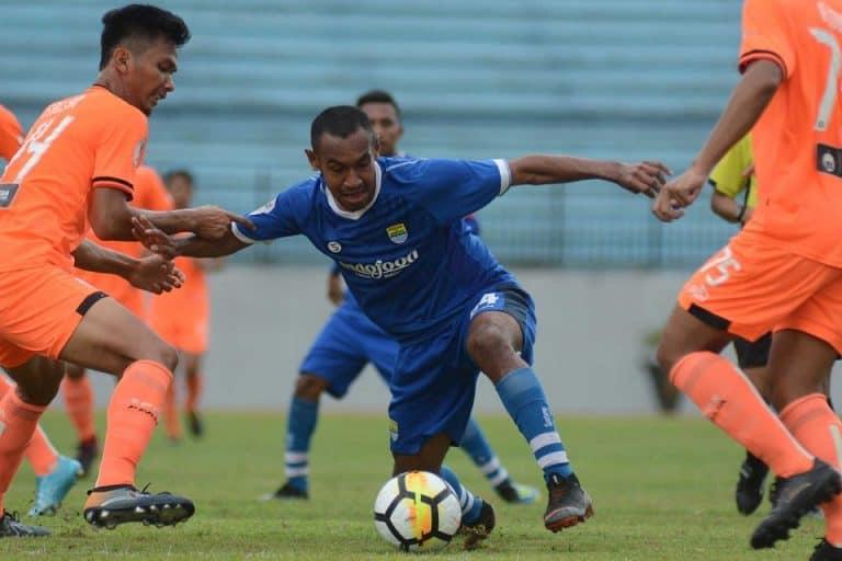 Senangnya Julius Josel Bisa Lakoni Debut Bersama Persib Bandung