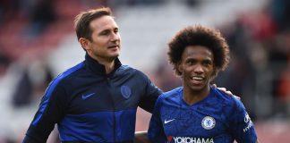 Setelah Chelsea, Juventus Bisa Jadi Tujuan Terbaik Bagi Willian