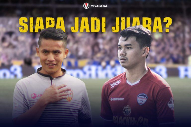 Bringka dan Andir FC Siap Tampil All Out, Siapa Juara Liga 2 BPL?