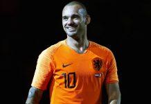 Sneijder Sebut Dirinya Bisa Seperti Dua Megabintang, Siapa