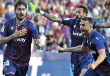 Soal Kokohnya Pertahanan Levante dan Performa Brilian Aitor Fernandez