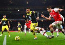 Statistik Menarik Saat Arsenal Ditahan Imbang Southampton
