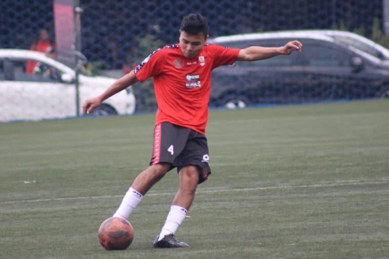 Quatrick Oki Antarkan Ammers FC Jadi Kampiun Bandung Premier League