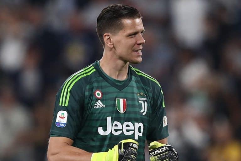 Juventus Selangkah Lagi Rampungkan Kontrak Baru Szczesny