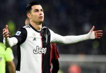 Tak Ada Sanksi, Juventus Hanya Tuntut Ronaldo Minta Maaf