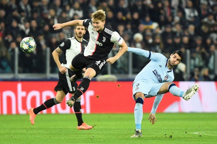 Tampil Bagus di Allianz Arena, Atletico Masih Kalah dari Juventus