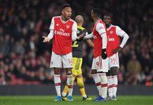 Tampil Buruk, Arsenal Pantas Dicemooh