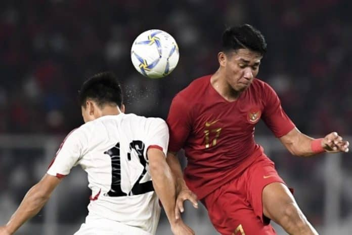 Timnas Indonesia U-19 Vs Timnas Korea