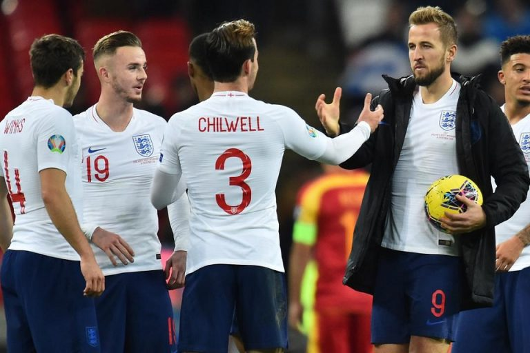 Southgate Senang Mendapat Ekspektasi Tinggi di Euro 2020