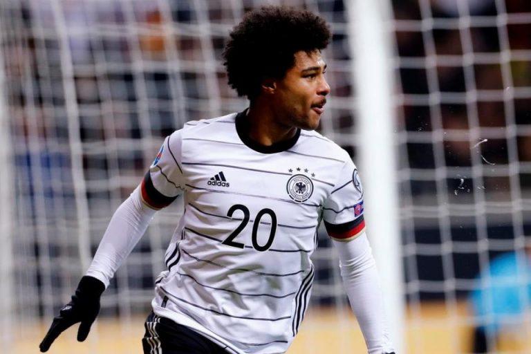 Hattrick Gnabry Warnai Pesta Gol Jerman