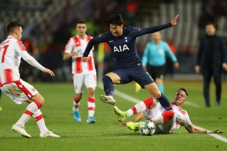 Tottenham Punya DNA Juara Liga Champions