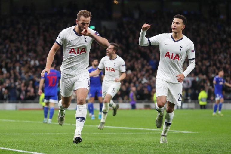 Tottenham vs Olympiakos: Epic Comeback, The Lilywhites Menang 4-2