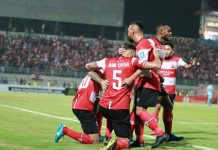 Uber Bali United, Madura United Bakal Maksimalkan Laga Di Sisa Kompetisi