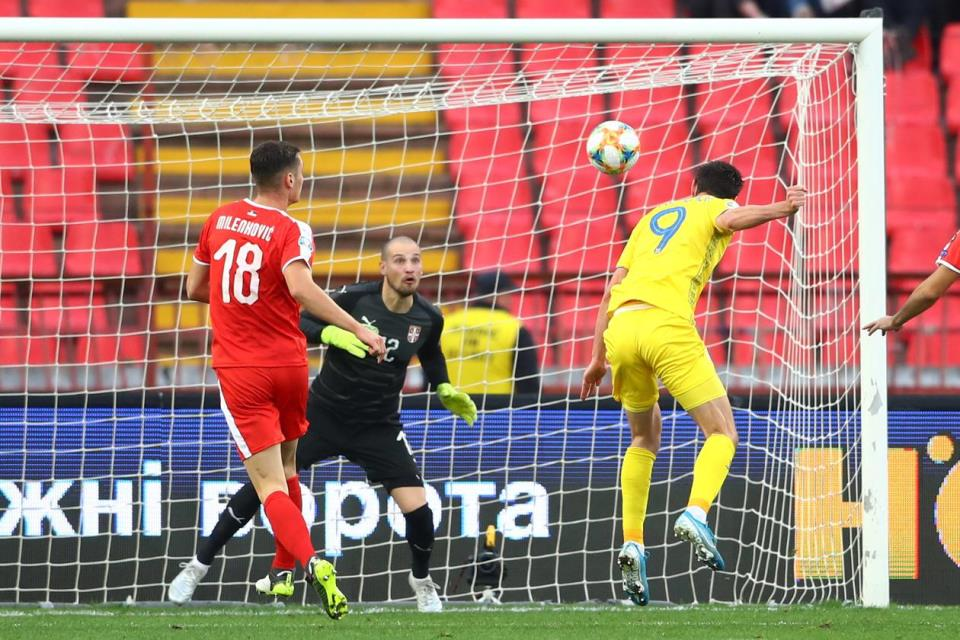 Peluang Lolos Serbia di EURO 2020 Makin Menciut