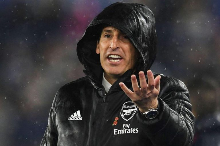 Aneh, Emery Salahkan Mantan Kekasih Usai Gagal di Arsenal