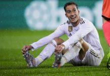 Patah Jempol Kaki, Winger Muda Madrid Cedera