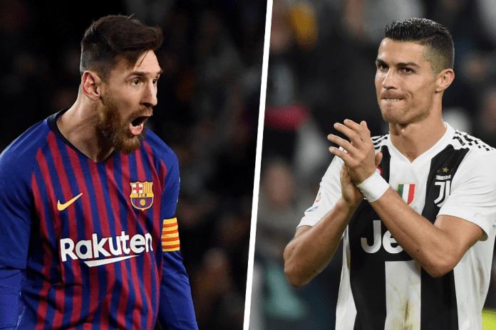 Pele Klaim Ronaldo Masih Lebih Baik Dari Messi
