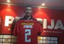 Legiun Asing Persija Targetkan Kemenangan di Padang