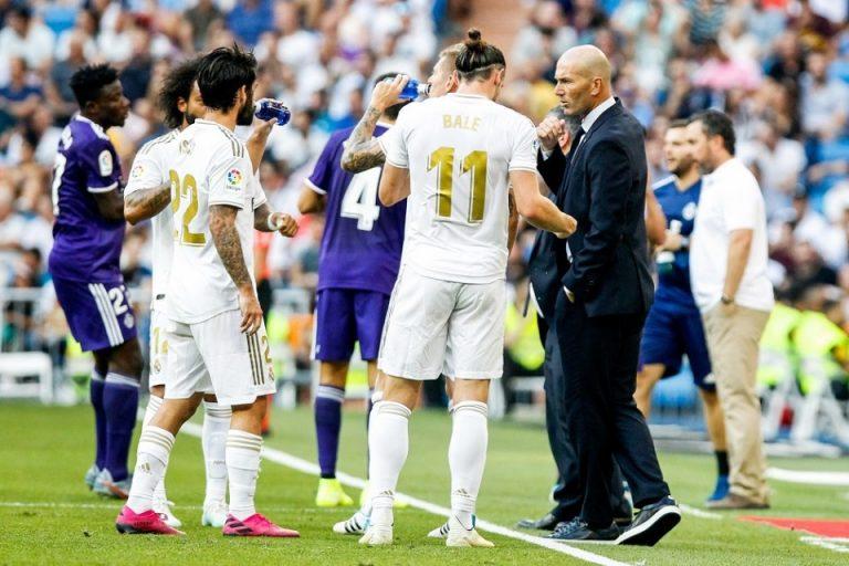 Zidane: Siapa Bilang Saya Ingin Bale Pergi Dari Madrid?
