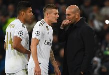 Zidane Tidak Ada Misi Balas Dendam Lawan PSG