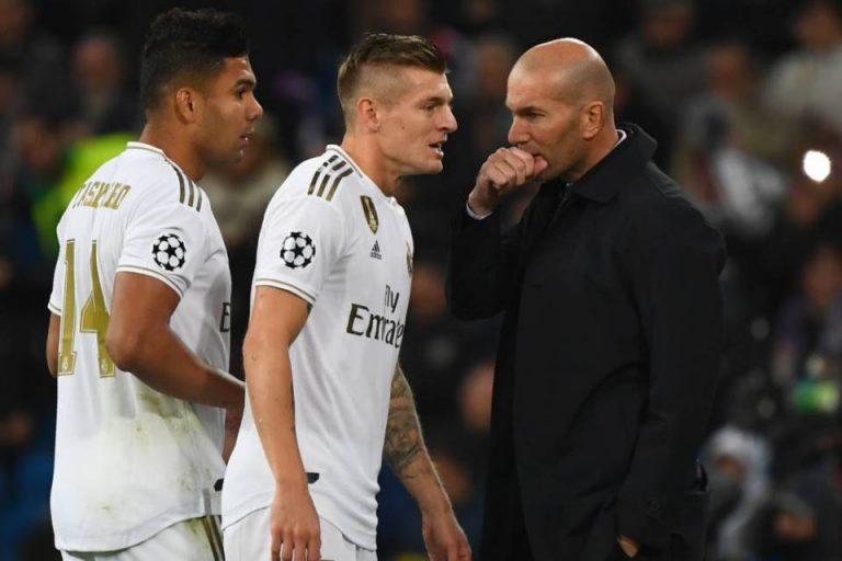 Lawan Messi, Zidane Punya Senjata Rahasia