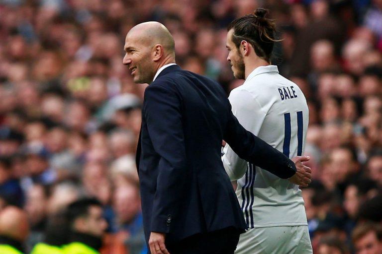 Zidane Tidak Punya Kewajiban Meyakinkan Bale Agar Mau Tetap Di Madrid