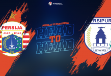 Head to Head Persija vs Persipura: Rivalitas Kental Dua Tim Tradisional