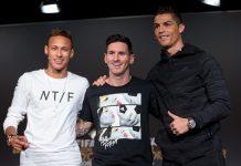 Messi Ronaldo Neymar