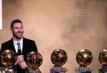 10 Bukti 'Wow' Messi Wajar Diganjar Ballon d'Or 2019