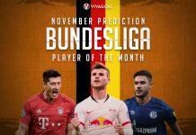Prediksi POTM Bundesliga Bulan November, Siapa Saja?