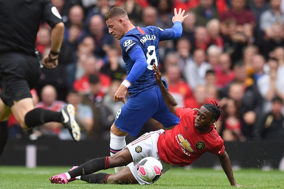Aaron Wan-Bissaka (Manchester United)