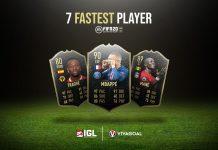 7 Pemain Paling Cepat di Game FIFA 20 FUT