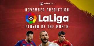 Prediksi La Liga Player of the Month November, Siapa Saja?