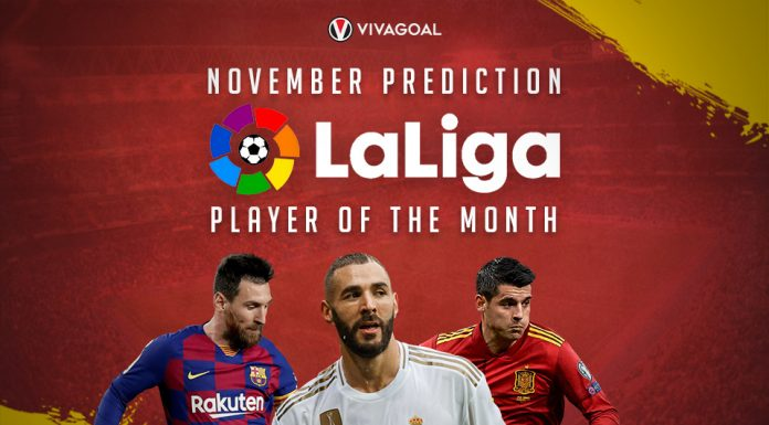 Prediksi La Liga Player of the Month November, Siapa Saja?