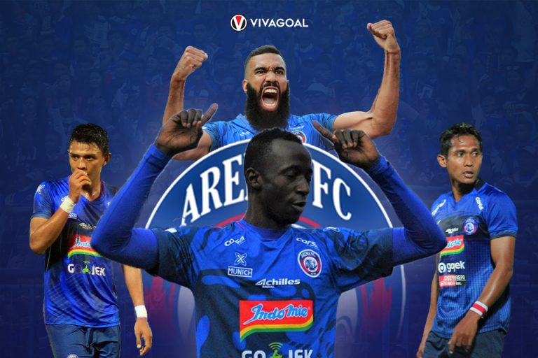 Review Arema di Liga 1 2019: Makan Konate, The One and Only!