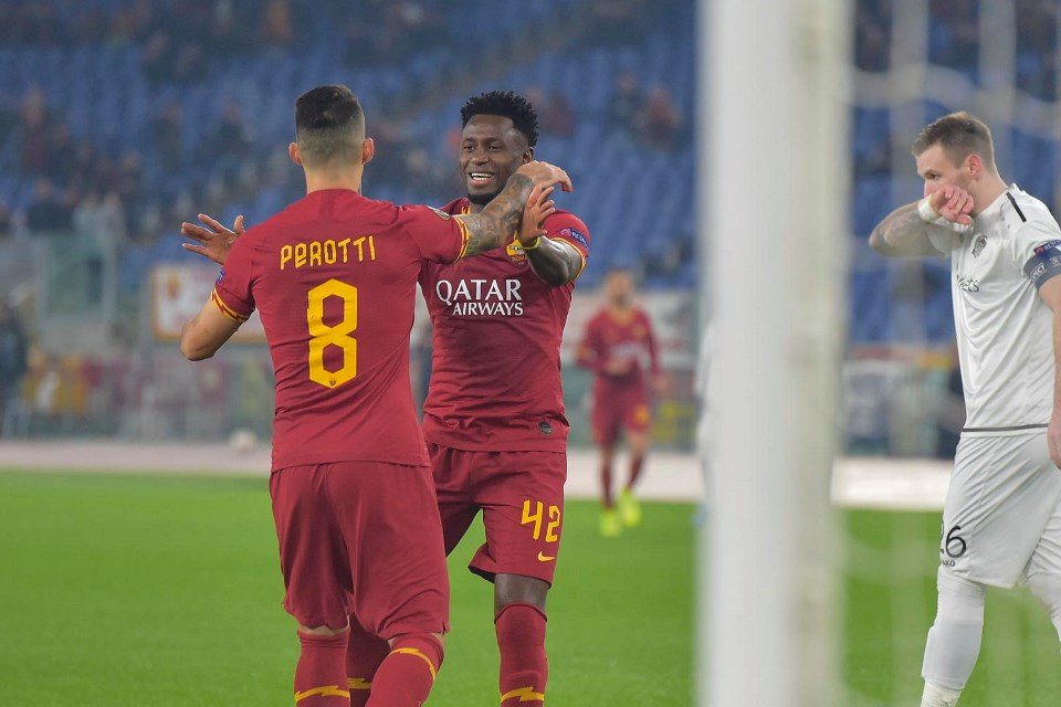 Meski Imbang, Roma Sukses Kunci Satu Tiket ke 32 Besar Euro League