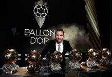 Agen Ronaldo Sebut Messi Tak Pantas Memenangkan Ballon d'Or