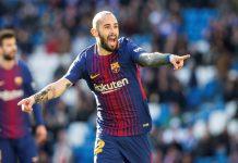 Aleix Vidal, bek Barcelona asal spanyol