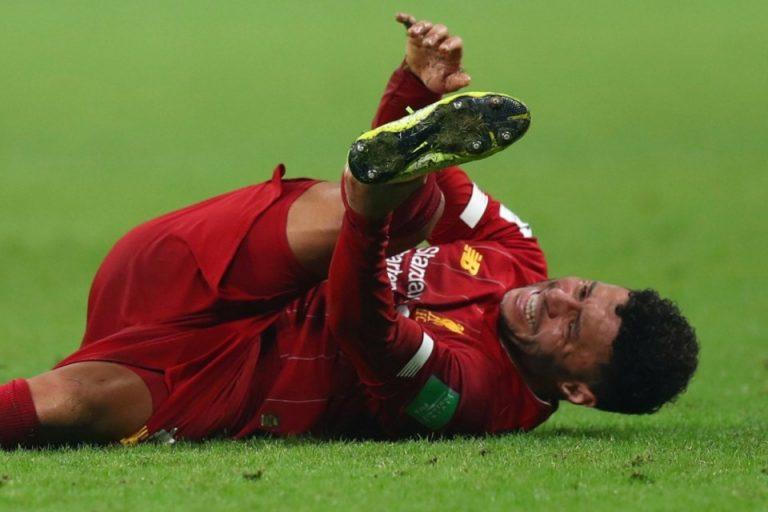 Liverpool Dipastikan Kehilangan Alex Oxlade-Chamberlain