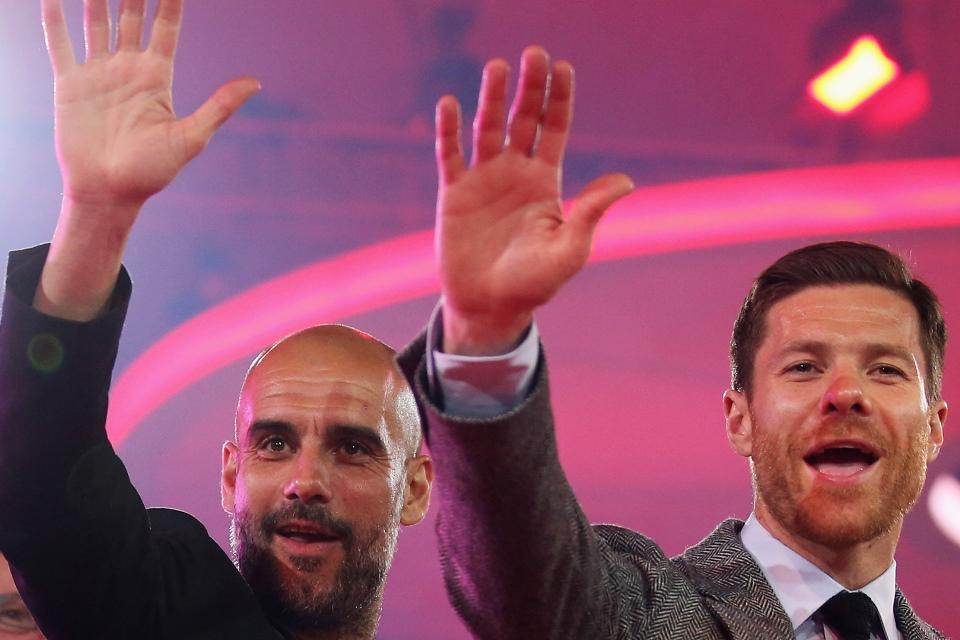 Mantan Anak Asuh Guardiola Bakal Diangkat Menjadi Asisten Man City?