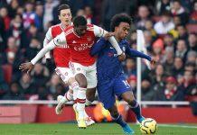 Chelsea Tuntaskan Epic Comeback atas Arsenal!