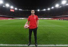 Arsenal Percayakan Nasib Pada Pelatih Tanpa Pengalaman
